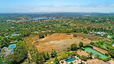 6598 Calle Reina, Rancho Santa Fe, CA 92067 - MLS#: 180039025