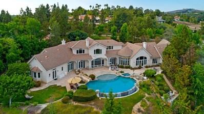 3273 Violet Ridge, Encinitas, CA 92024 - MLS#: 180039036