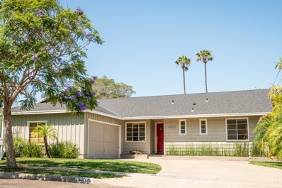 4810 59Th St, San Diego, CA 92115 - MLS#: 180039228