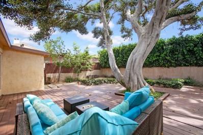 3641 Paul Jones Ave, San Diego, CA 92117 - MLS#: 180039246