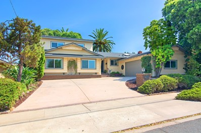 6272 Lambda Dr, San Diego, CA 92120 - MLS#: 180039279