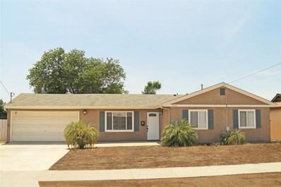 9241 Dunbarton Rd, Santee, CA 92071 - MLS#: 180039298