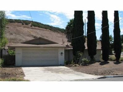 12503 Buckskin Trl, Poway, CA 92064 - MLS#: 180039321