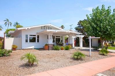 2431 Capitan Ave, San Diego, CA 92104 - MLS#: 180039356
