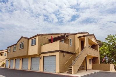 5034 Los Morros Way UNIT 65, Oceanside, CA 92057 - MLS#: 180039373