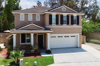 790 Arbor Glen Lane, Vista, CA 92081 - MLS#: 180039423