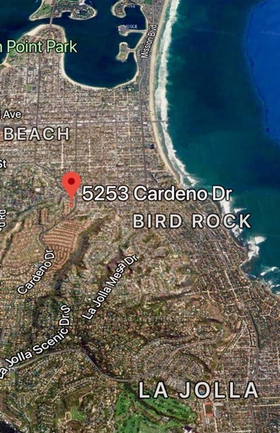 5253 Cardeno Drive, San Diego, CA 92109 - MLS#: 180039462