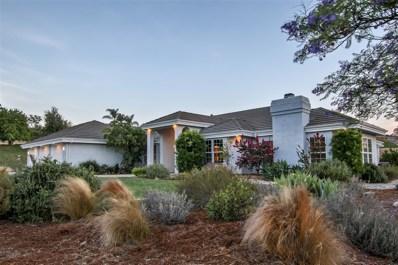 10168 Blossom Valley Road, El Cajon, CA 92021 - MLS#: 180039692