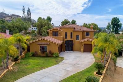 608 Sandra Ln, El Cajon, CA 92019 - MLS#: 180039769