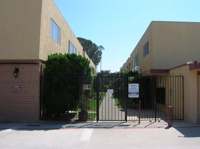 617 3rd Avenue UNIT 16, Chula Vista, CA 91910 - #: 180039810