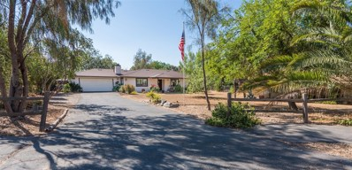 1822 Ramsey Lane, Ramona, CA 92065 - MLS#: 180039817