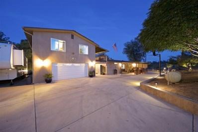 152 Los Banditos, Ramona, CA 92065 - MLS#: 180039834