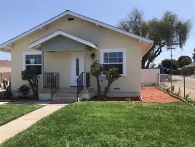 1147 Second Avenue, Chula Vista, CA 91911 - MLS#: 180039904