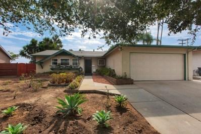5289 Lodi Street, San Diego, CA 92117 - MLS#: 180039930