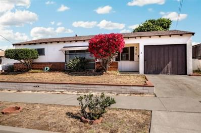 4610 Blackfoot Ave, San Diego, CA 92117 - MLS#: 180039984