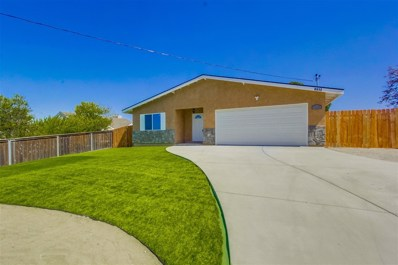 8912 King Michael, Spring Valley, CA 91977 - MLS#: 180039998