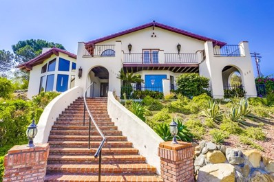 598 Camino De La Cima, San Marcos, CA 92078 - MLS#: 180040000