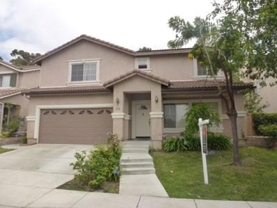 318 La Soledad Way, Oceanside, CA 92057 - MLS#: 180040100