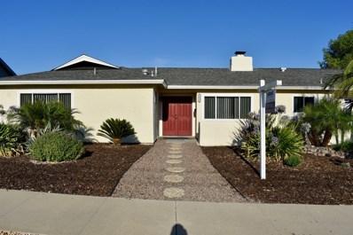 1531 Delight Street, El Cajon, CA 92021 - MLS#: 180040193