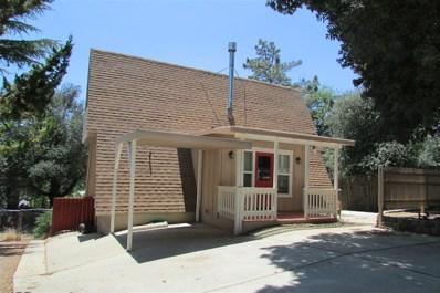 1911 2nd Street, Julian, CA 92036 - MLS#: 180040200