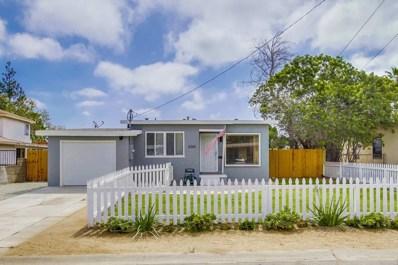 3365 Meridian Ave, San Diego, CA 92115 - MLS#: 180040217