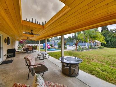 1227 W Via Rancho, Escondio, CA 92029 - MLS#: 180040235