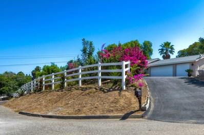 740 Kimble View, Fallbrook, CA 92028 - MLS#: 180040244