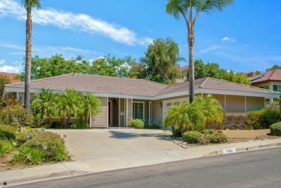 17464 Montero Road, San Diego, CA 92128 - MLS#: 180040245