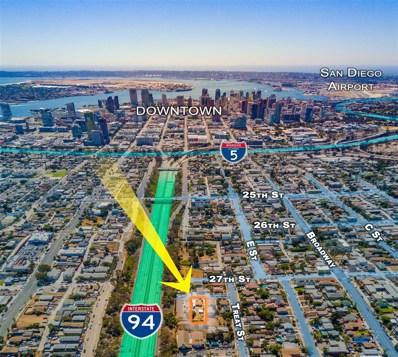 763 Cerro Gordo, San Diego, CA 92102 - MLS#: 180040363