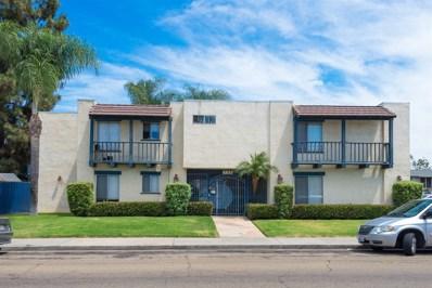 732 E Lexington Ave UNIT 3, El Cajon, CA 92020 - MLS#: 180040376