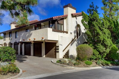 13681 Ruette Le Parc UNIT F, Del Mar, CA 92014 - MLS#: 180040378