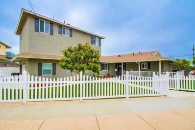 2282 Penrose Street, San Diego, CA 92110 - MLS#: 180040480
