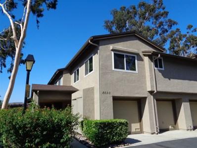 8650 Mission San Carlos UNIT 44, Santee, CA 92071 - MLS#: 180040533