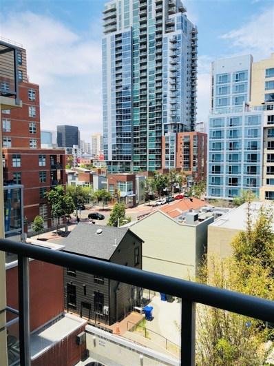 427 9Th Ave UNIT 509, San Diego, CA 92101 - MLS#: 180040535