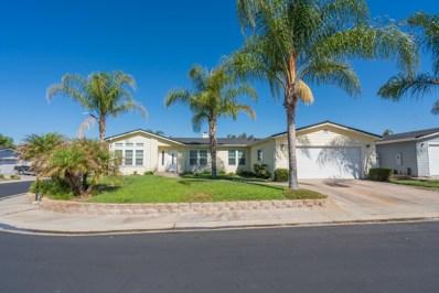 2239 Black Canyon Road UNIT 175, Ramona, CA 92065 - MLS#: 180040578