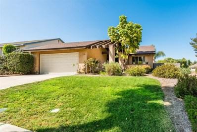 1195 Via Teresa, San Marcos, CA 92069 - MLS#: 180040624