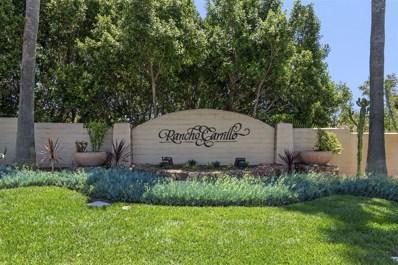 6034 Paseo Alameda, Carlsbad, CA 92009 - MLS#: 180040686