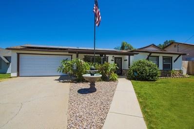 1470 Woodhill St, El Cajon, CA 92019 - MLS#: 180040869