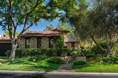 6967 Calle Portone, Rancho Santa Fe, CA 92091 - MLS#: 180040877