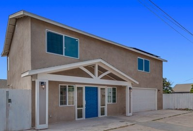 935 Emory St., Imperial Beach, CA 91932 - MLS#: 180040967