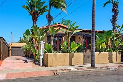 1512 - 1514 Brookes Avenue, San Diego, CA 92103 - #: 180041116