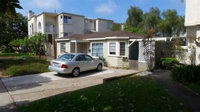 3743-3747 Promontory St, San Diego, CA 92109 - MLS#: 180041118