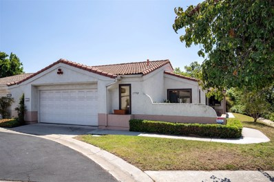 1758 Arroyo Glen, Escondido, CA 92026 - MLS#: 180041218