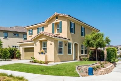 3475 Filoli Circle, Carlsbad, CA 92009 - MLS#: 180041235
