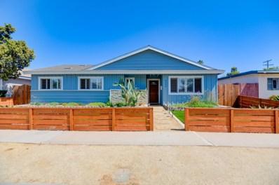 6234 Estelle St, San Diego, CA 92115 - MLS#: 180041328