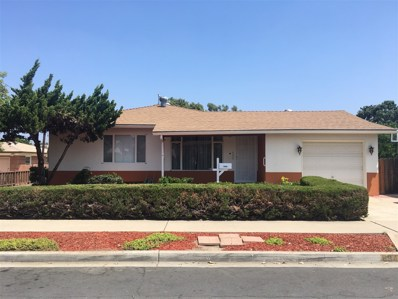 6940 Eberhart St, San Diego, CA 92115 - MLS#: 180041329