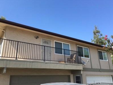 8833 Mission Vega Ct UNIT 4, Santee, CA 92071 - MLS#: 180041389