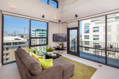 350 11th Ave UNIT 1131, San Diego, CA 92101 - MLS#: 180041400