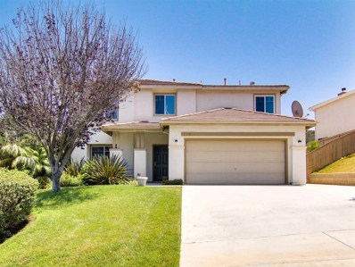1053 Via Vera Cruz, San Marcos, CA 92078 - MLS#: 180041605