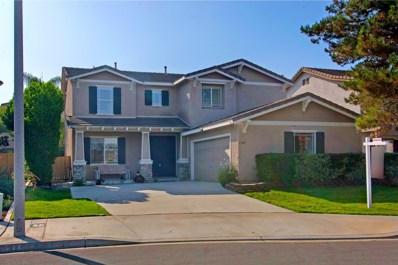 1387 Corte Bagalso, San Marcos, CA 92069 - MLS#: 180041636
